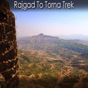 Rajgad-Torna Trek